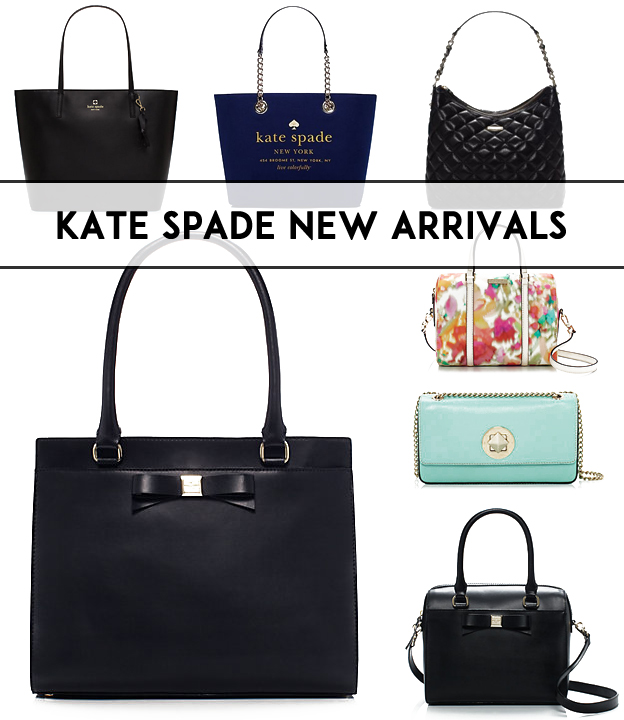 Kate Spade Sep 15' New Arrivals